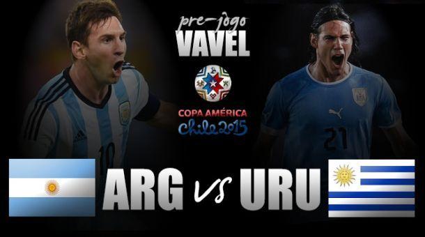 Il clasico rioplatense infiamma la Copa America: è Argentina-Uruguay