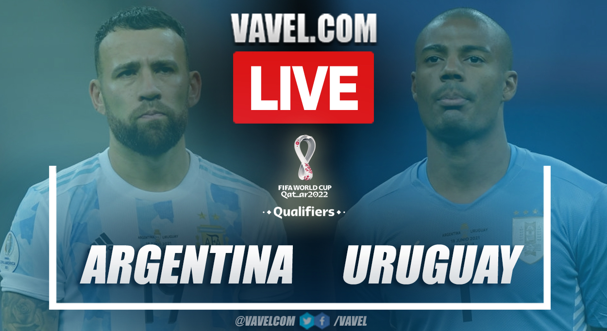 Highlights and goals: Argentina 3-0 Uruguay in 2022 Qatar World Cup Qualifiers