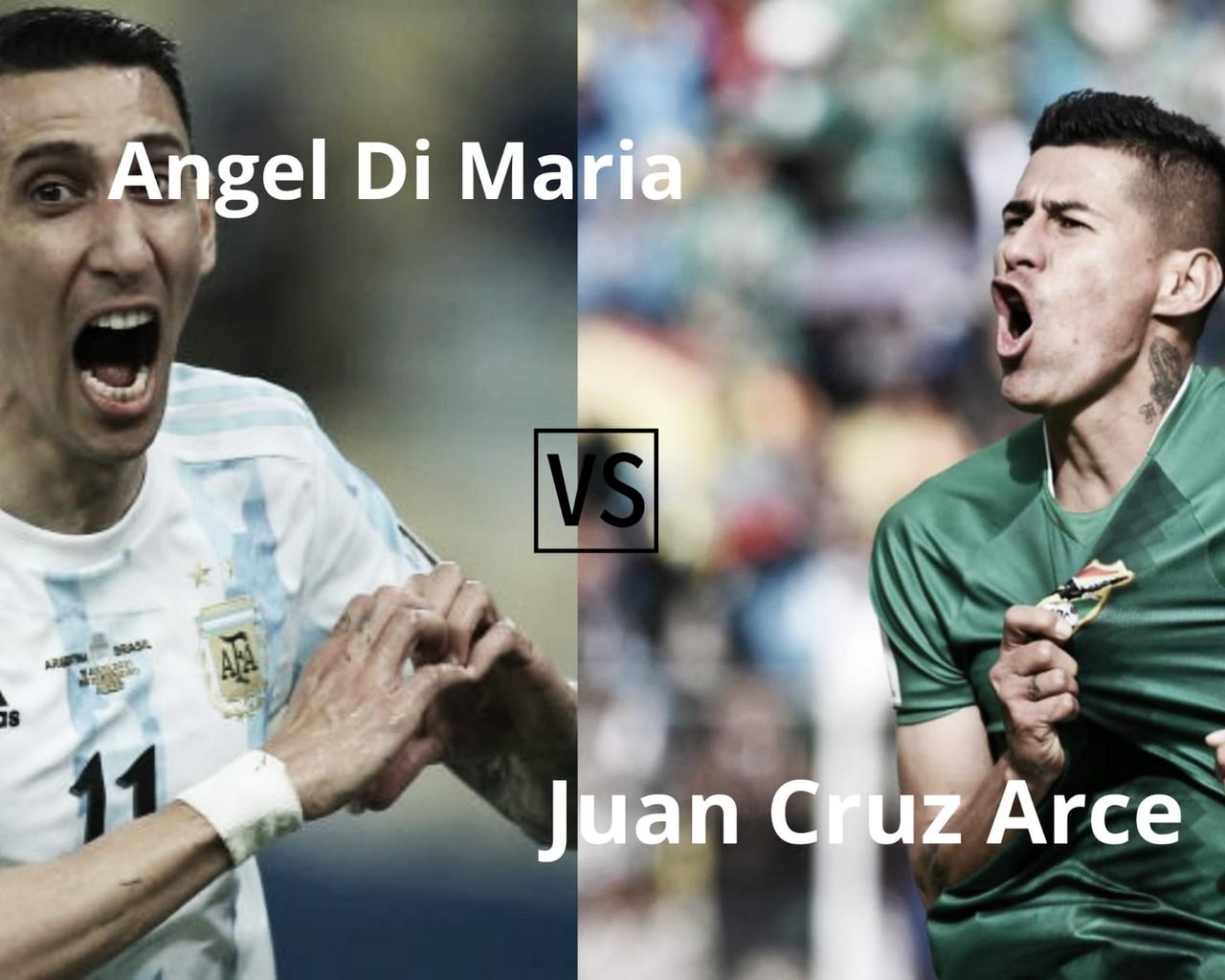 Di Marías vs Arce: Duelo de históricos