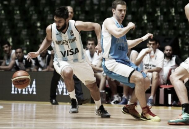 Argentina cayó en su primer amistoso previo al Preolímpico
