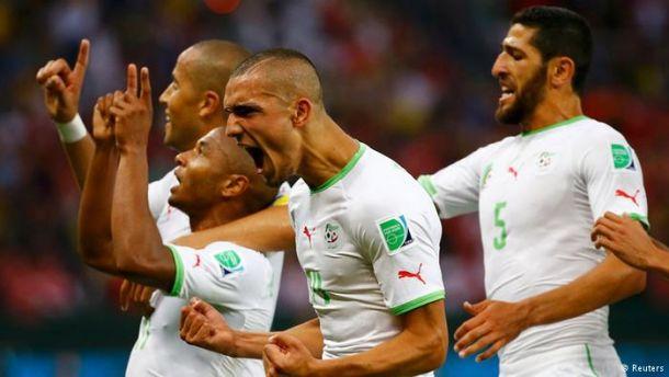 Diretta Algeria - Russia in Mondiali 2014