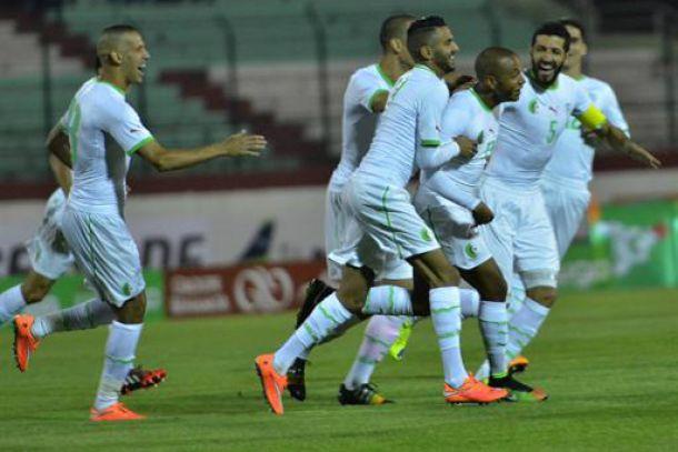Argelia suma y sigue para llegar a Marruecos