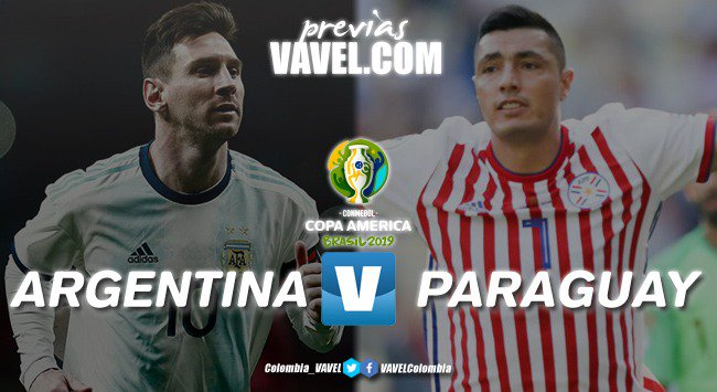 Previa Argentina vs Paraguay: última chance para seguir con vida