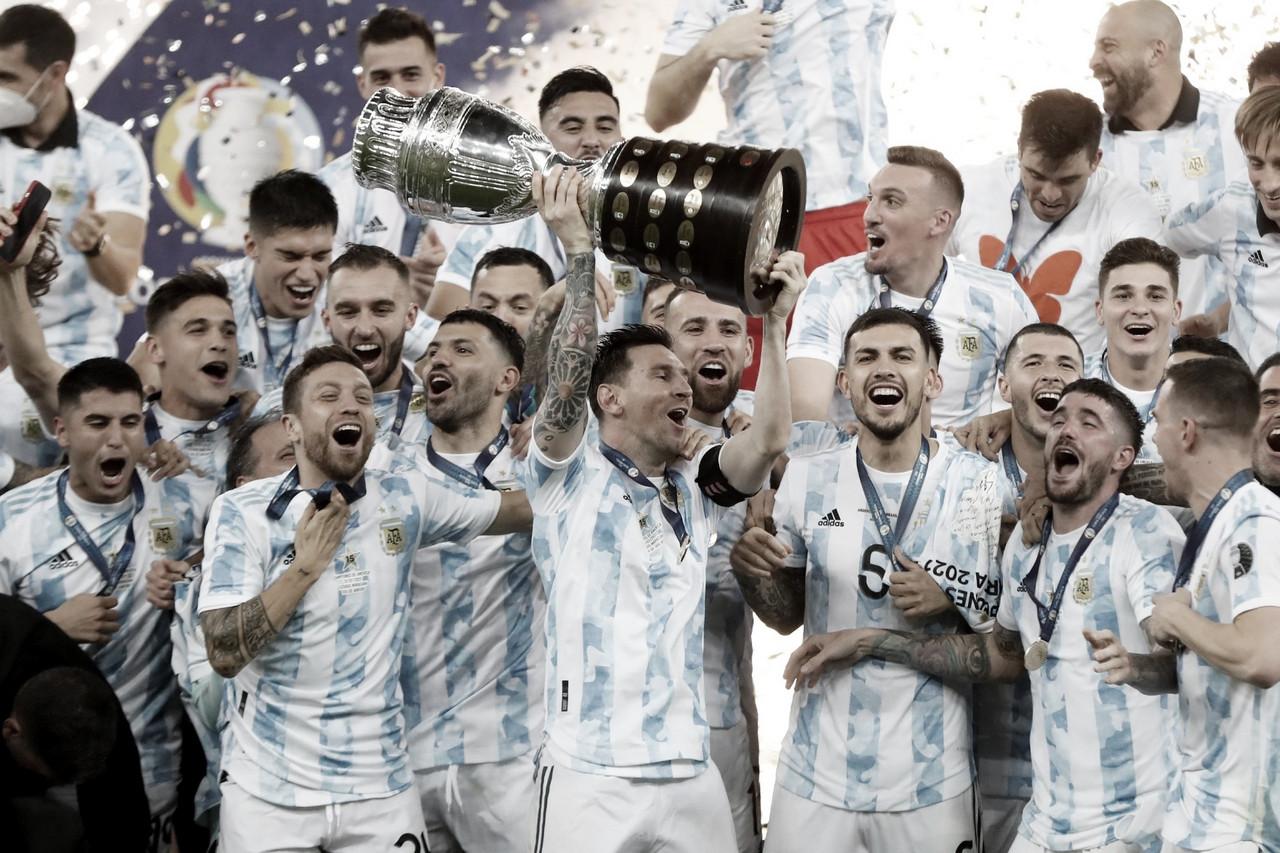 ¡MARACANAZO ARGENTINO!