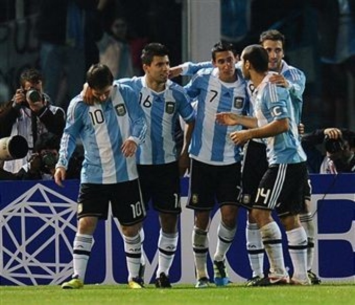 Argentina: presentati i convocati per la Copa America