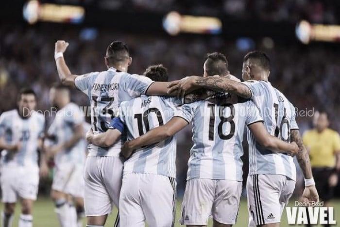 Argentina eliminada de los Juegos Olímpicos