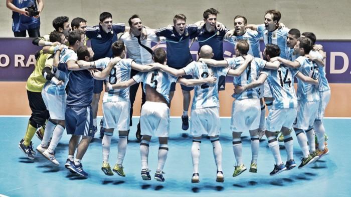 Mundial de Futsal: Argentina a la final
