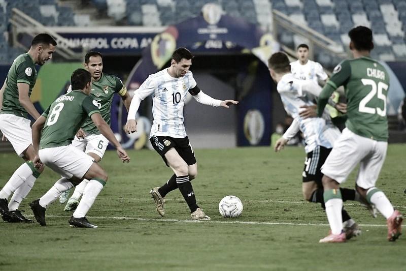Previa Argentina - Bolivia: el campeón vuelve a casa