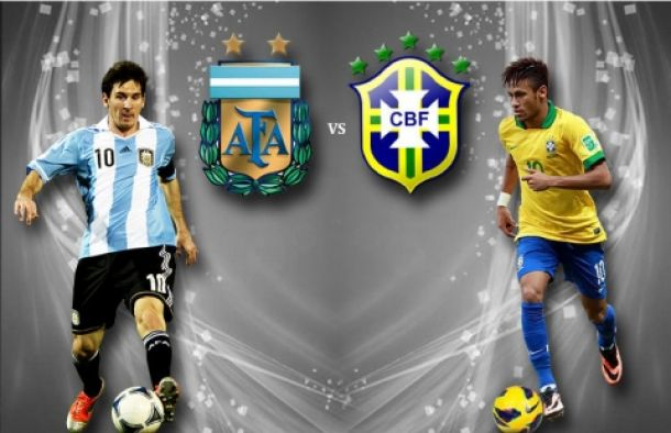 Live Brésil - Argentine, le match en direct