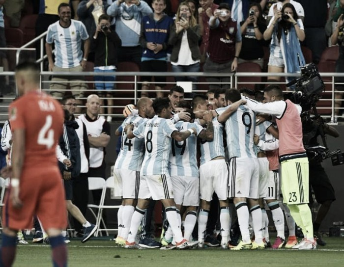 Copa America Centenario: Argentina's road to the Final