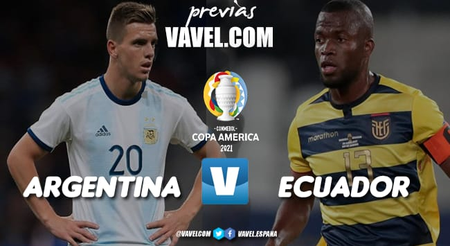 Previa Argentina - Ecuador: un único objetivo