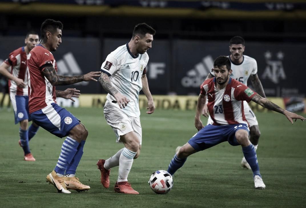 Previa Argentina - Paraguay: a un paso de los cuartos de final