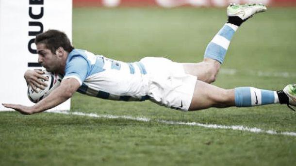 Georgia 9-54 Argentina: Argentines romp to victory over Georgians