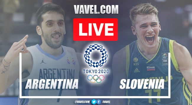 Highlights and Best Moments: Argentina 100-118 Slovenia in Tokyo 2020