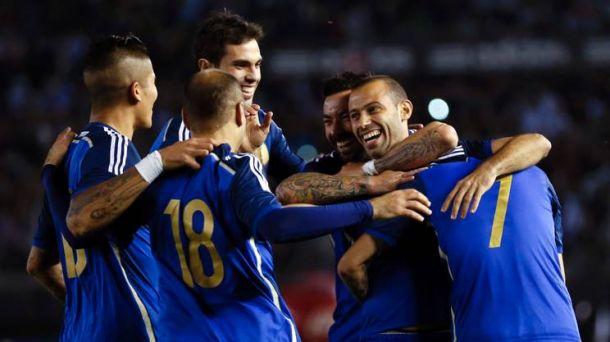 Argentina in scioltezza; 3-0 al Trinidad e Tobago