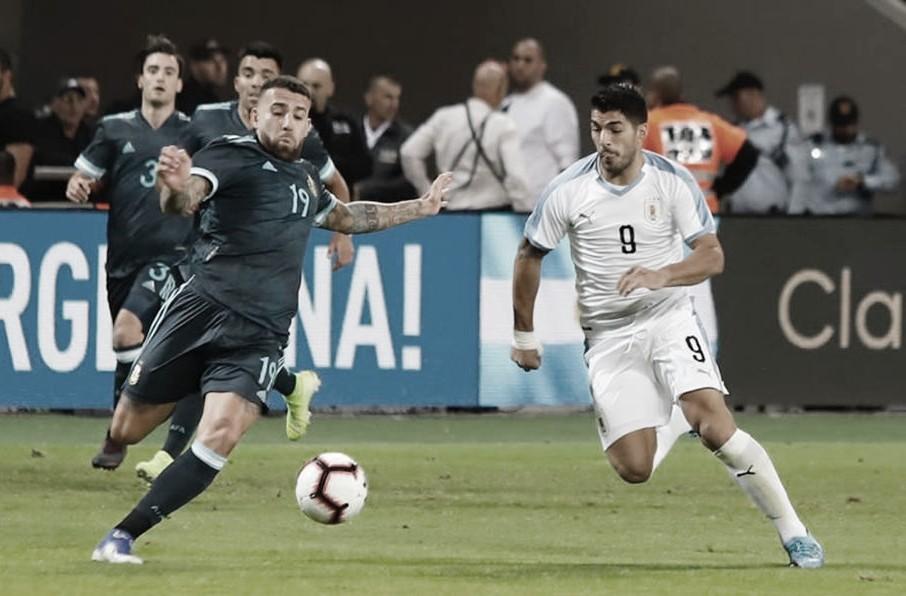 Previa Argentina - Uruguay: a todo o nada