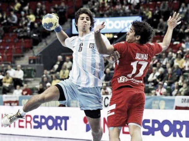 Resultado Argentina - Dinamarca Mundial de Handball 2015 (24-24)