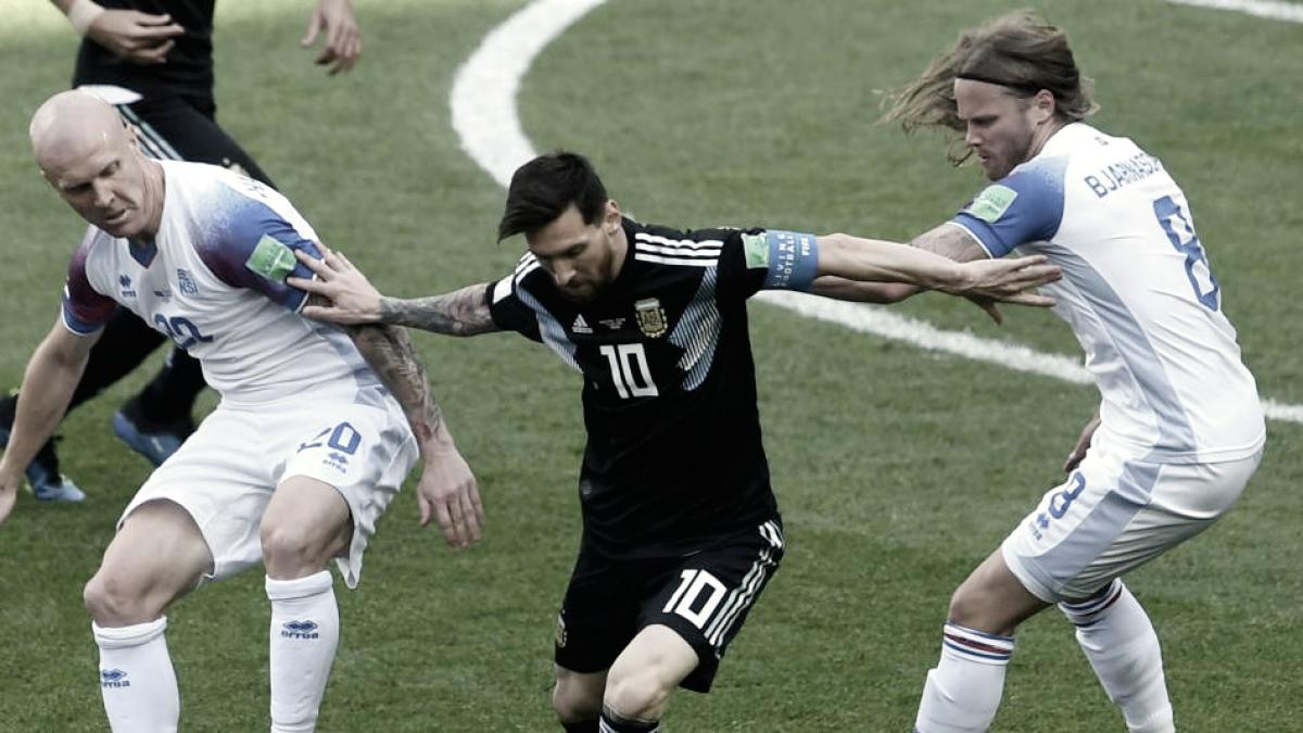 Lionel Messi Quot El Penal Hubiese Cambiado Todo Quot Vavel Com