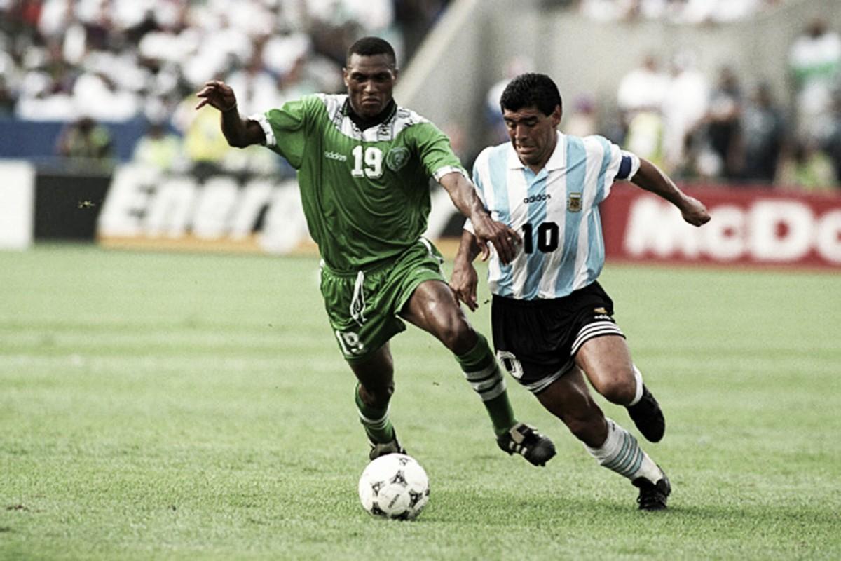 Nigeria, un clásico mundialista