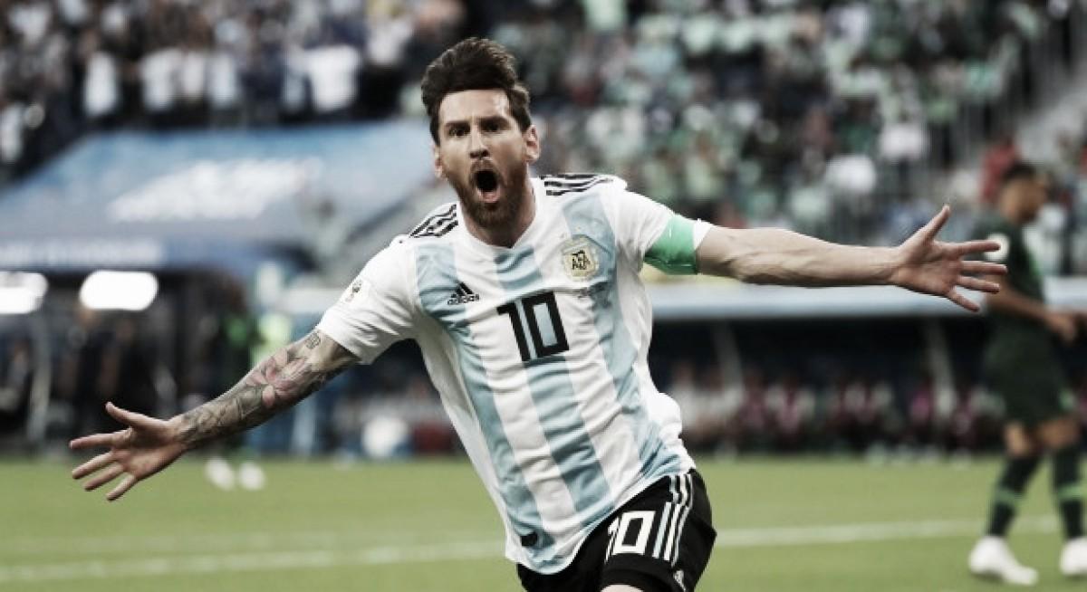 Argentina avanza y el milagro albiceleste es una realidad