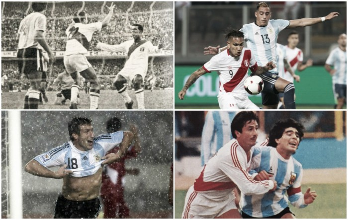 Argentina vs Perú: Un filme dirigido por Quentin Tarantino, por Luis Burranca