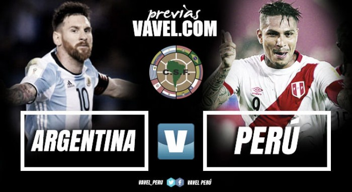 Previa Argentina -Perú: ¿Se repite la hazaña del 69'?