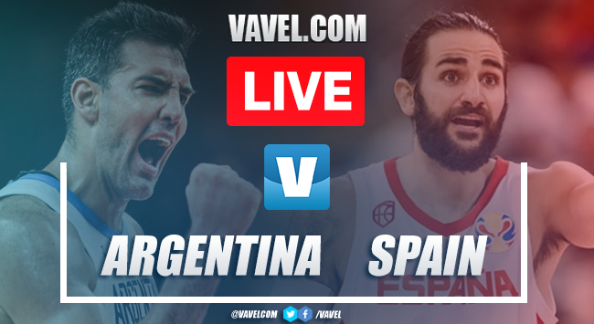 Argentina vs Spain: Live Stream Online TV Updates and How to Watch FIBA Basketball Final 2019