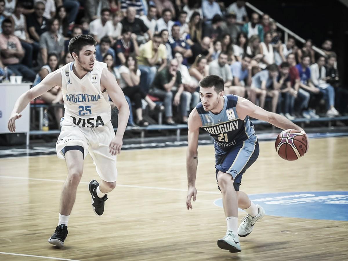Argentina fue sorprendida por Uruguay