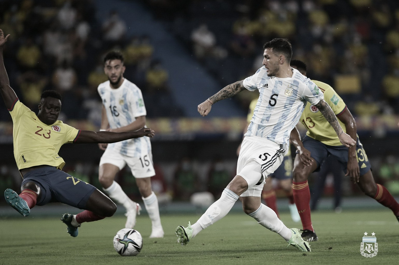Argentina e Colômbia se enfrentam pela semifinal da Copa América