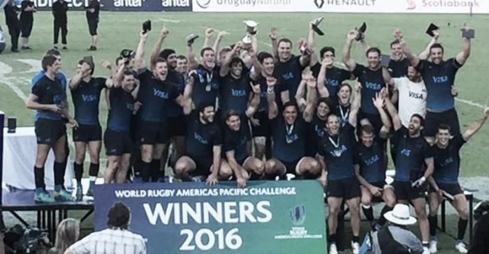 Argentina XV, el rey de la Americas Pacific Challenge