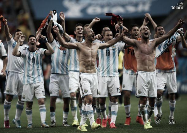 Selección Argentina 2014: el regreso al protagonismo