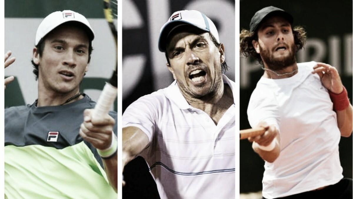 Berlocq y Bagnis clasificados al US Open; Trungelliti quedó afuera