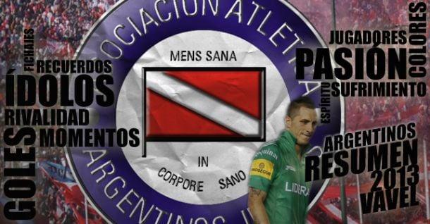 Argentinos Jrs 2013: un año de sufrimiento