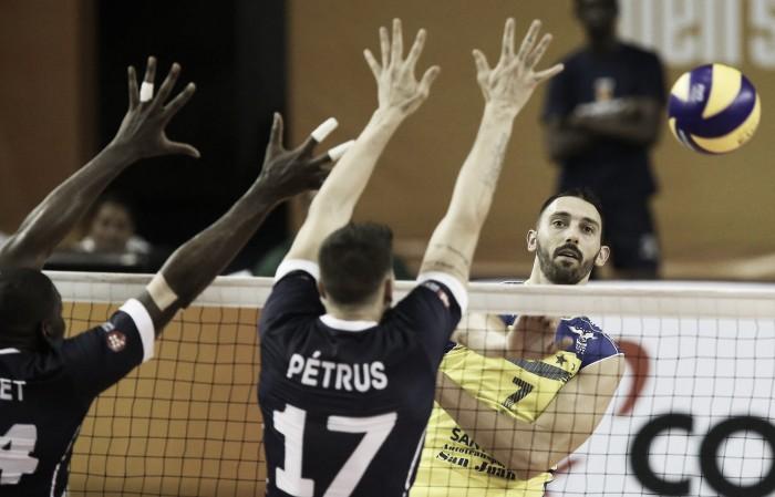 Minas é derrotado pelo UPCN-ARG na abertura do Mundial de Clubes Masculino