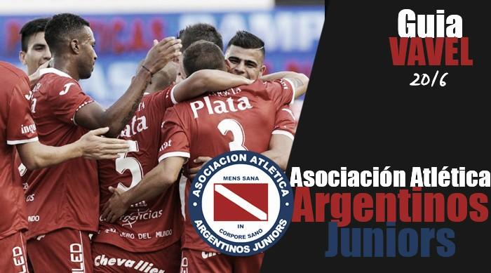 Guía Argentinos Juniors 2016: volver a empezar