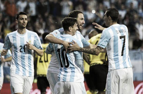 L'Argentina vince e convince a metà: solo 1-0 contro la Giamaica