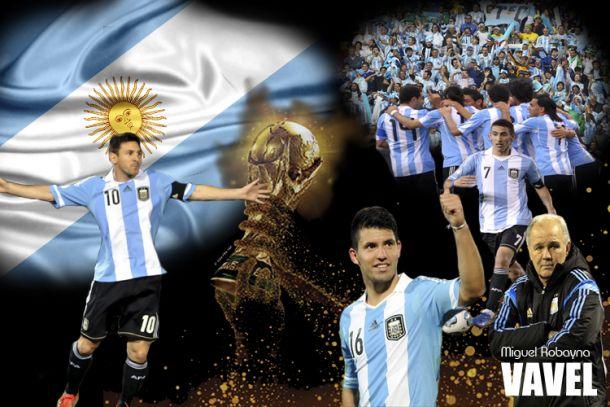 Caminho para o Brasil 2014: tango de ataque liderado por Messi