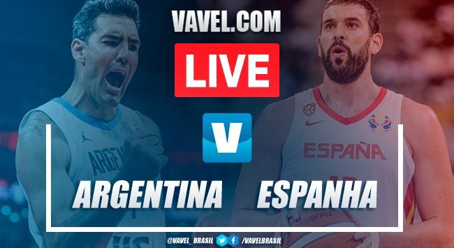 Melhores momentos Argentina 75x95 Espanha na final da Copa do Mundo de Basquete