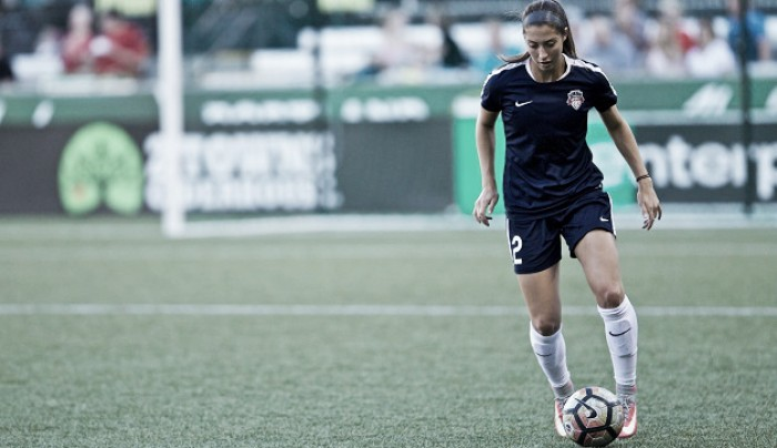 Washington Spirit forward Arielle Ship tears ACL