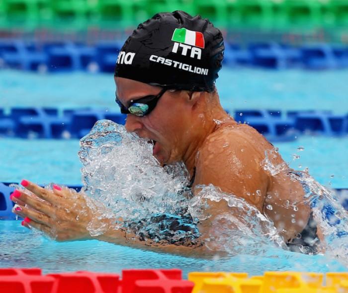 Arianna Castiglioni, semifinale e record