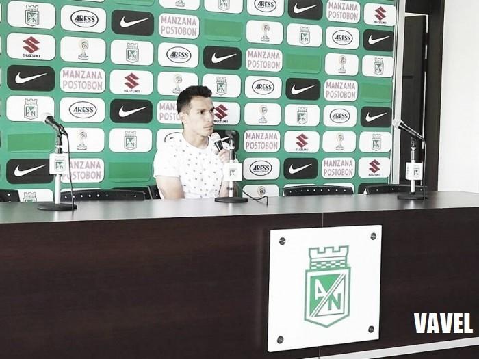 """Diego Arias: """"Voy a intentar exigirme cada día"""""""