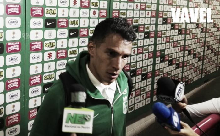 """Diego Arias: """"Creemos que para lo que viene las cosas van a mejorar"""""""