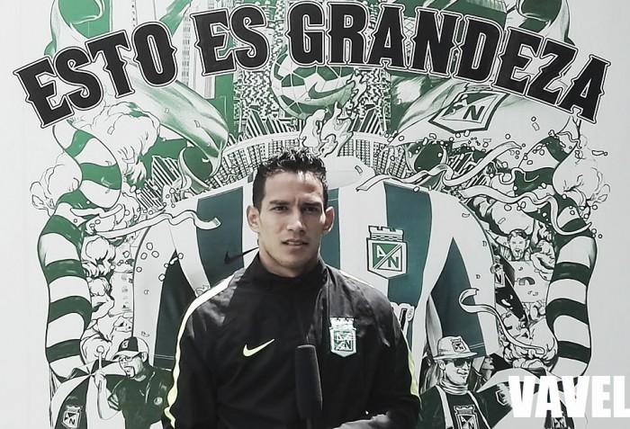 """Diego Arias: """"Disputar una nueva final es motivo de orgullo y alegría"""""""