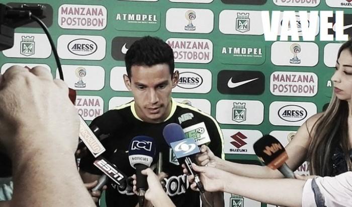 """Diego Arias: """"Siempre queremos tener a Nacional en los primeros lugares"""""""