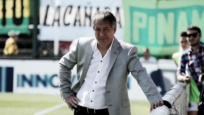 """Holán: """"Si no me desarman el plantel, Defensa y Justicia será protagonista"""""""