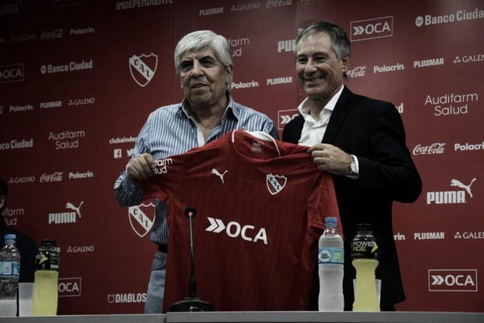 Lammens cree que la AFA no debe sancionar a Belgrano contra Pérez