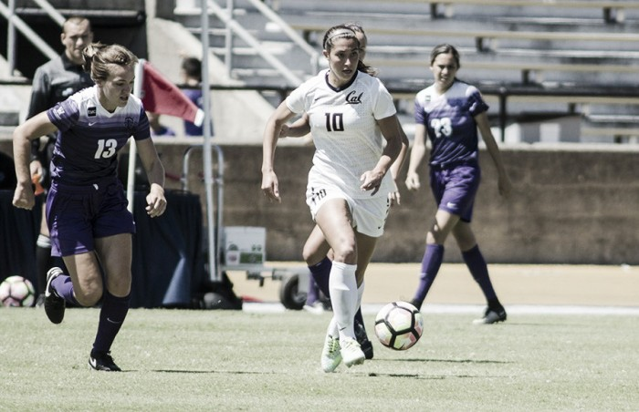 VAVEL USA Exclusive: Cal's stellar forward Arielle Ship doesn't sweat the small stuff