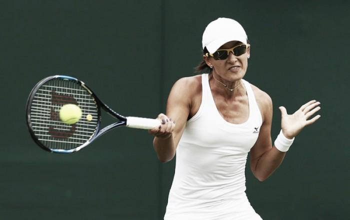 Wimbledon: Arina Rodionova returns from the brink to seal her first Grand Slam win