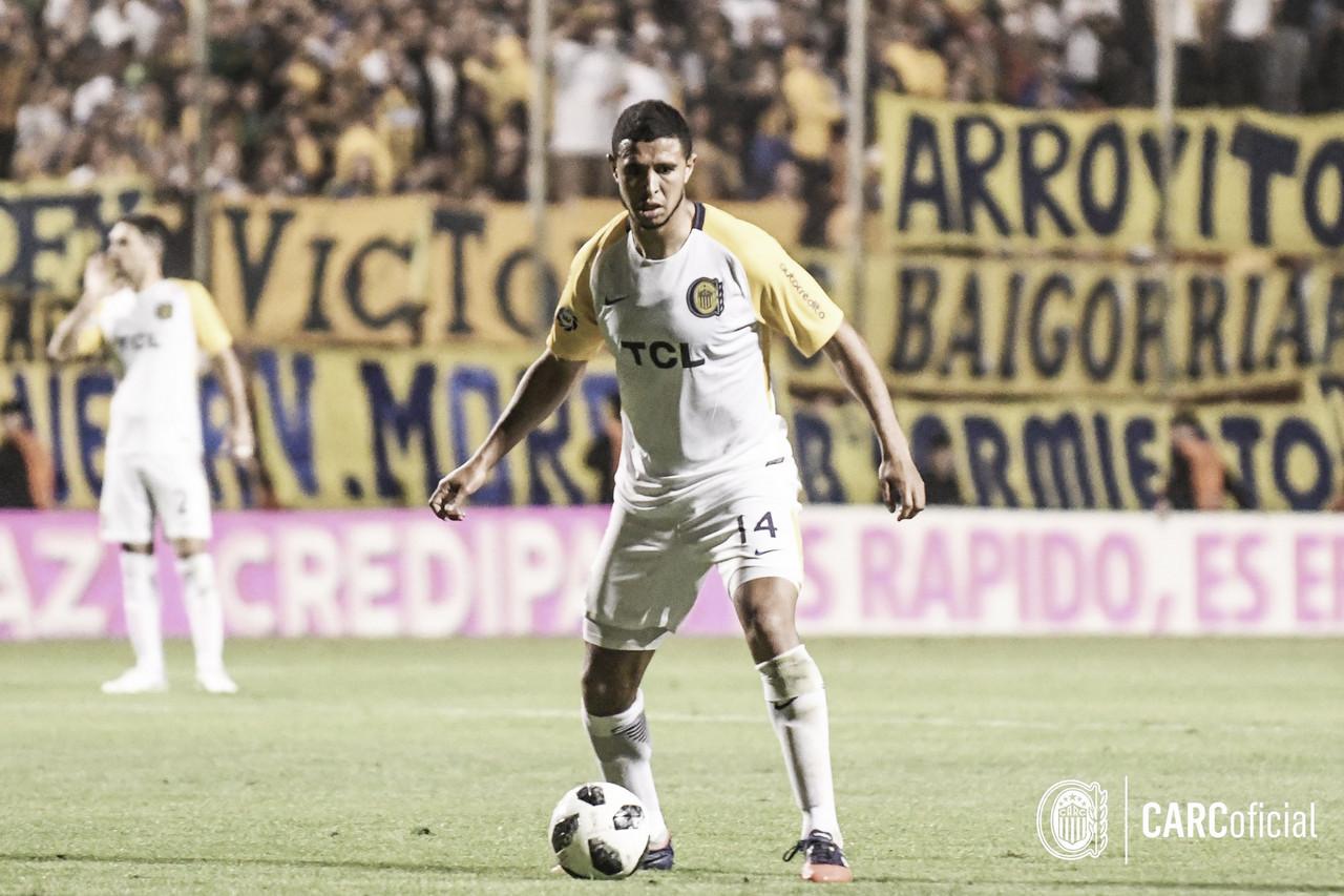 """Diego Arismendi: """"Desde que llegas al club se mira la fecha del clásico"""""""