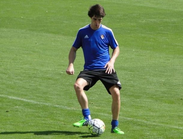 Real Sociedad 2015/2016: Aritz Elustondo